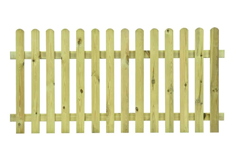 Picket Fence Panel & Gate